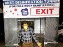 Walkthrough Sanitizer Tunnel Gate