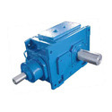 Industrial Bevel Helical Gearbox