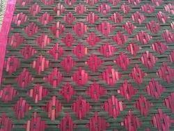 Hand Weaving Bamboo Mat