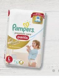 Toddler Pampers Premium-care Pants