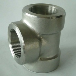 Stainless Steel Forged Tee Fittings