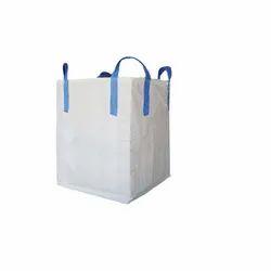 White Jumbo Bags, Thickness: 2 - 4 mm