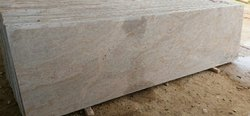 Kuduvayur Yellow Granite, Thickness: 15-20 mm