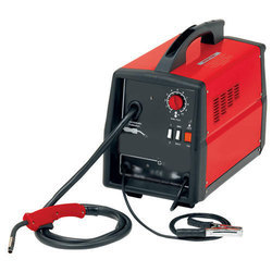 Mild Steel Electric Welding Machine, For Industrial, Automation Grade: Semi-Automatic