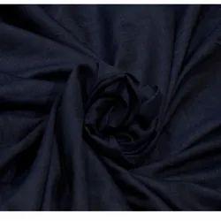 Ruby Fabrics Blue Unstitched Denim Shirt Fabric For Men's