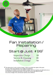Fan Service & Installation