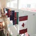 1021 Hanging Flag