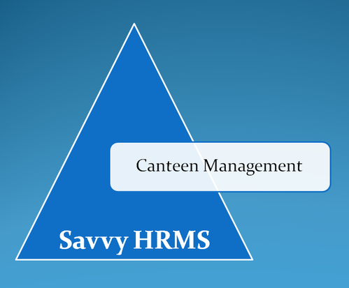 Savvy HRMS Canteen Management Software