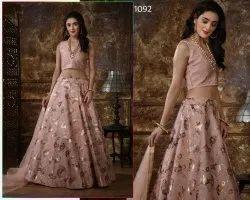 Girly Vol- 4 Designer Party Wear New Lehenga Choli Catalog Collection