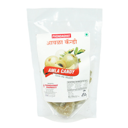 Phondaghat Amla Candy, Packaging Type: Plastic bag