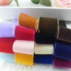 Colored Velvet Tape