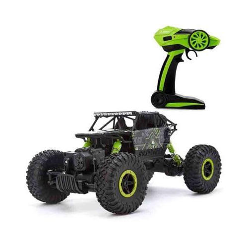 ST Plastic Mini Rock Crawler Car Toy