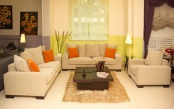 Living Room Customized Sofa Set