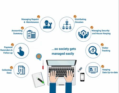 Image result for Society Management Software