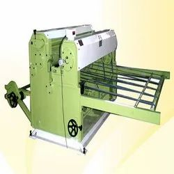 Reel to Sheet Cutter Machine