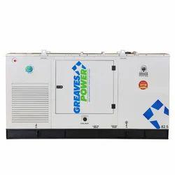 82.5 kVA Greaves Power Diesel Generator, 3 Phase