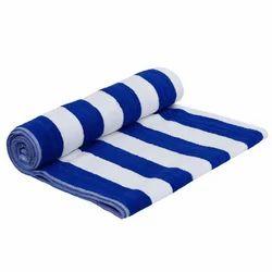 Cotton Plain Pool Towel
