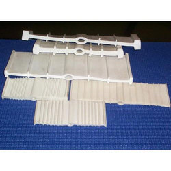 White PVC Water Stoppers