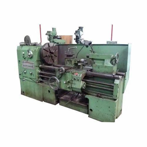 Workshop Lathe Machine Manufacturer from Rajkot