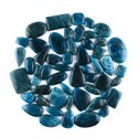 Natural Neon Apatite Cabochons Cut Wholesale Assortment loose Crystal Gemstone for Jewelry Making