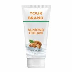 Almond Face Cream