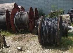 Black Aerial Bunch Cable, Conductor Stranding: Aluminium