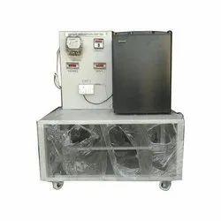 Digital Mild Steel Vapor Compression Refrigeration Test Rig, Packaging Type: Wooden Box, AC