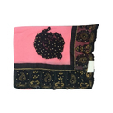 Ladies Embroidery Net Border Saree
