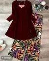 Regular Wear Rayon 2 Piece Sets