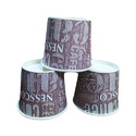 Brown 150ml Printed Paper Cup, Packaging Type: Packet, Packet Size: 100 Pieces