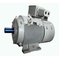 Used Kirloskar Industrial DC Electric Motor