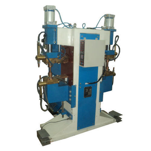 Double Headed Projection Welding Machine