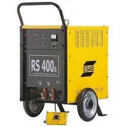 Miller Half Phase ESAB Welding Machine, Capacity: 100, Automation Grade: Semi-Automatic