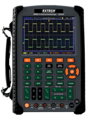 Channel Digital Oscilloscope