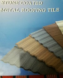 Stone Coated Roofing Sheet
