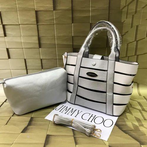 ecf5cc7b01ea Jimmy Choo 2 Piece Combo Ladies Bag at Rs 1350 set