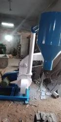 Haldi Grinding in Double Stage Pulverizer