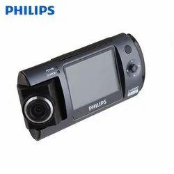Philips CVR300 Original Car DVR Camera Full HD Video Recorder With Rotatable Camera Cycling Recordin