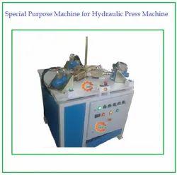 Iyalia SPM for Hydrualic Speaker Grill Machine for Industrial