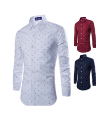 Printed Designer Men's Shirt