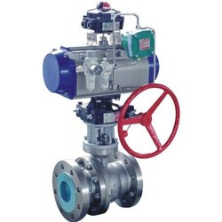 Automatic Cut Off Ball Valve