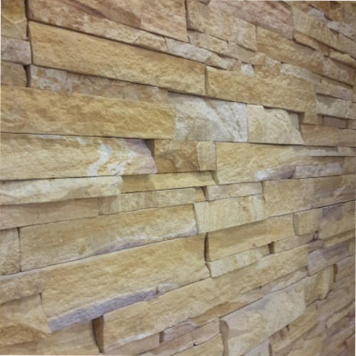 Exterior Stone Cladding at Rs 171 /square feet | Stone Wall Cladding ...