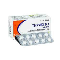 Levothyroxine Tablets BP 0.1 mg
