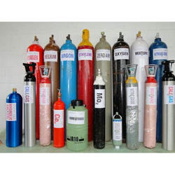 Gas Calibration Cylinder