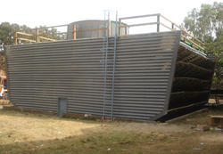 Timber Cooling Tower, Capacity (Litre/sec) : 100 TR