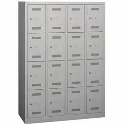 16 Compartment Storage Locker