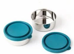 Custom Stainless Steel Condiment Container with silicon seal, For Home, Model Name/Number: SCM106