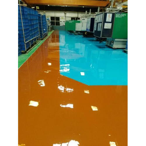 Floor Coating Service And Water Proofing Services Service