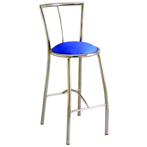 Paul Sons Blue Bar Chair