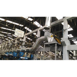 Fume Exhaustion Systems for Welding Line